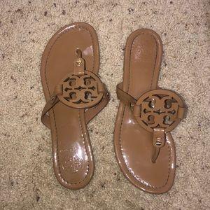 Tory Burch Miller Sandals!